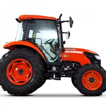 Traktory 2-Nápravové