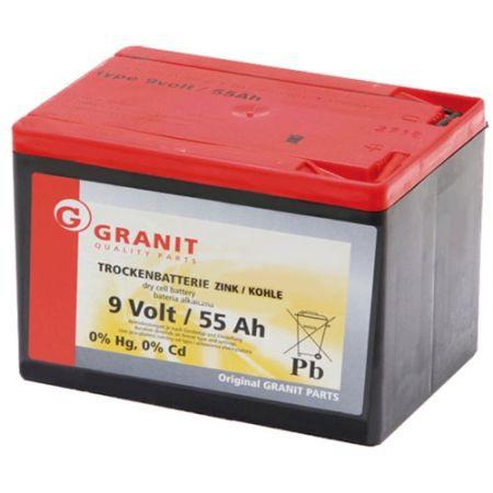 granit sucha bateria