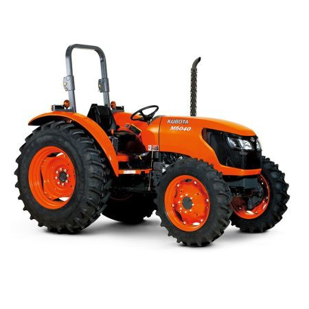 KUBOTA M6040 Narrow ROPS