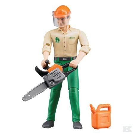 lesny pracovnik hracka