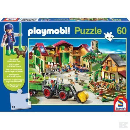 puzzle na farme