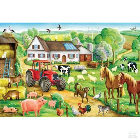 puzzle vesela farma