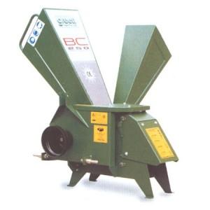 Green technik BC 250 PTO