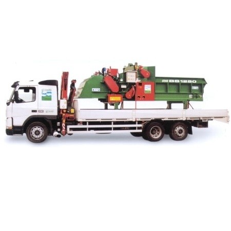 Green technik BS 1250 PTO