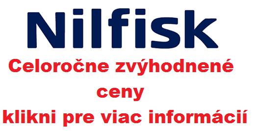 NILFISK AKCIA